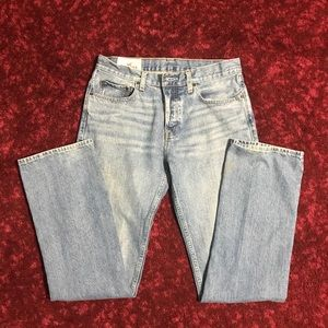 Men's Hollister Button Fly Jeans